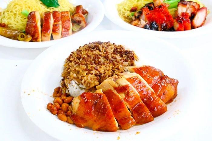 Торговец уличной едой из Сингапура получил звезду Michelin