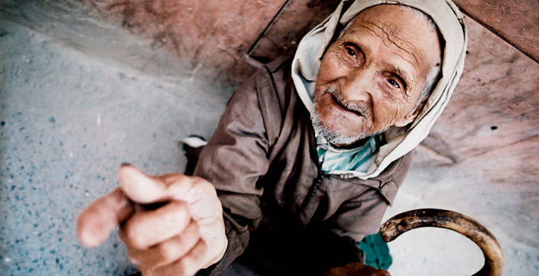 Особенности национальной самобытности жителей Марокко