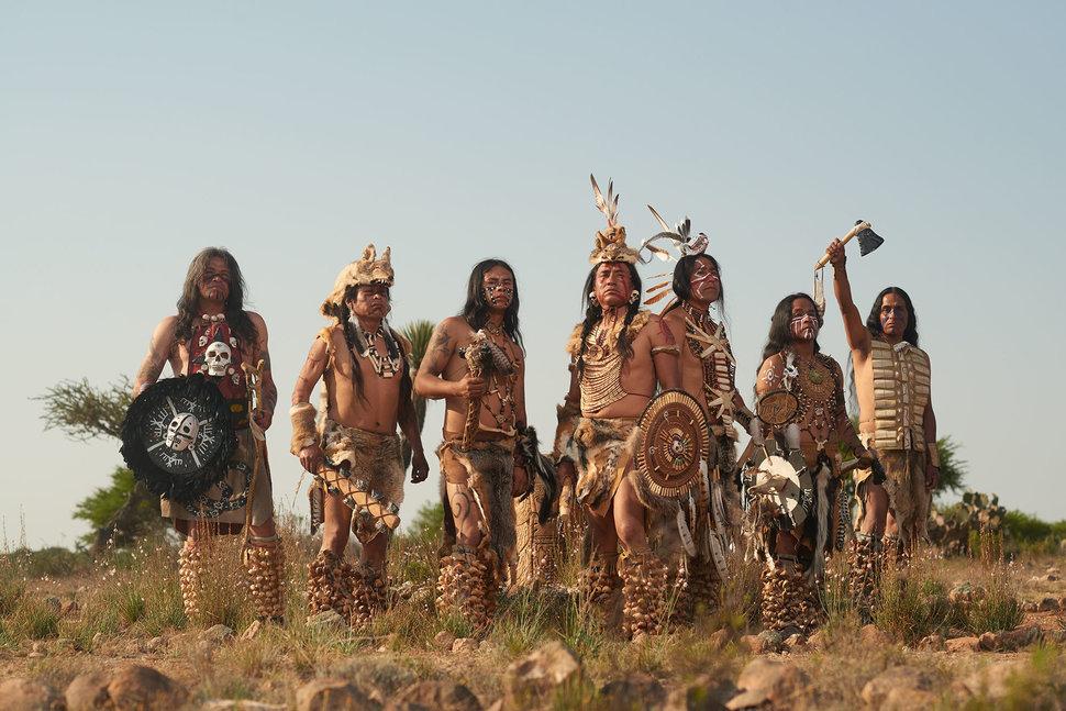 Яркие костюмы коренных народов Мексики