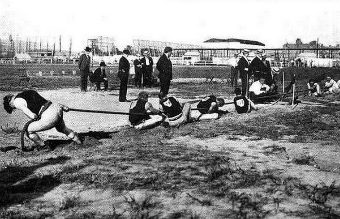 25 obsolete Olympic sports, which were the main disciplines