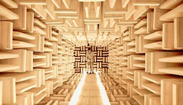 7 самых удивительных и необычных комнат мира