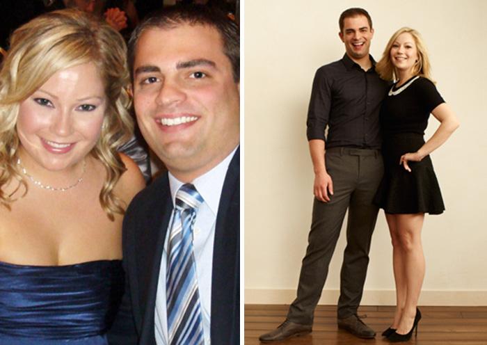 Пары, которые похудели вместе