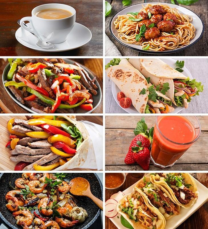 Как можно пообедать на 30 долларов в разных странах