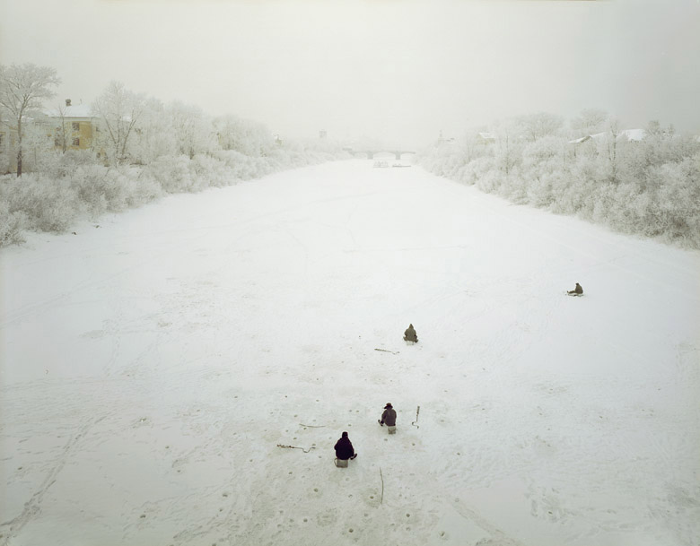 Художественно-документальные городские фотографии от Эндрю Мура