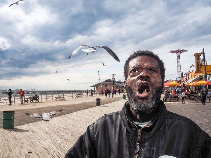 Портреты от фотографа, научившегося снимать в тюрьме