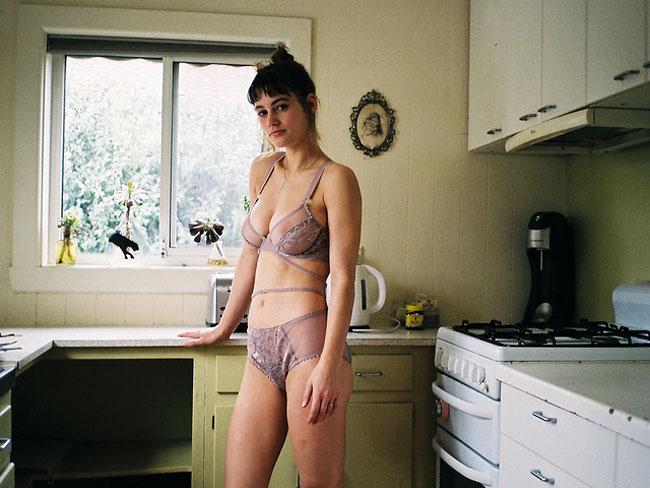 В рекламной кампании нижнего белья сняли женщин с обычной фигурой