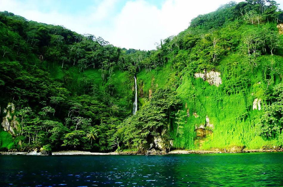 Жизнь на необитаемом острове