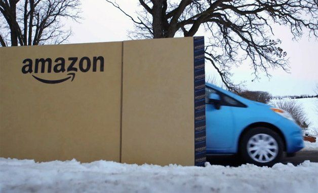 Коробка для любого товара от Amazon