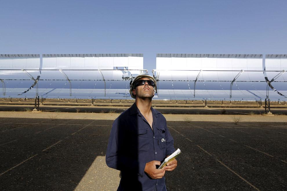 Солнечная электростанция Андасол