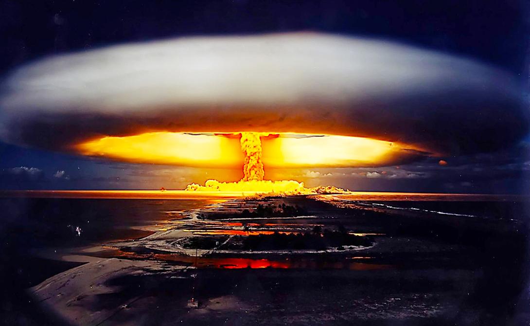 Экстремальный туризм: ядерные полигоны прошлого
