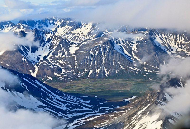 Национальный парк и заповедник Катмай на Аляске
