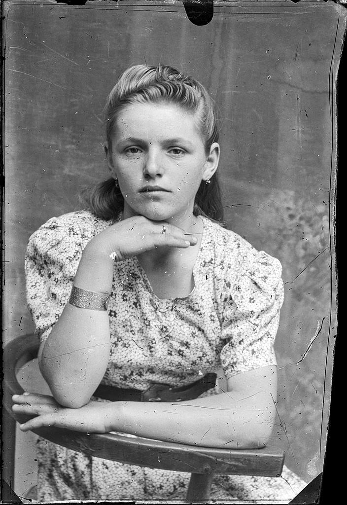 Архив румынского фотографа Костикэ Аксинте, который снимал с 1925 года