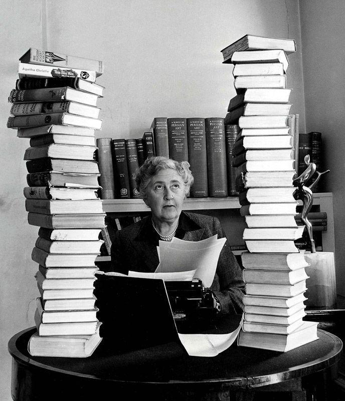 Hechos asombrosos sobre la vida de Agatha Christie