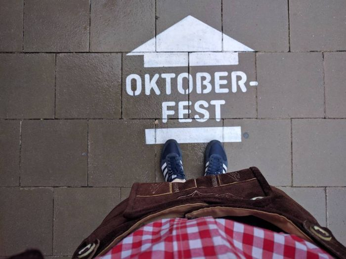 Как проходит Октоберфест 2016 в Германии