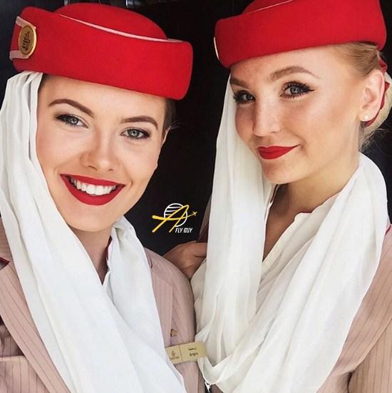 Конкурс сексуальных селфи стюардесс со всего мира