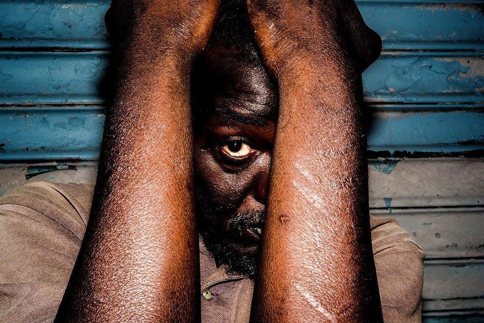 Нью-Йорк на снимках отсидевшего 10 лет в тюрьме фотографа