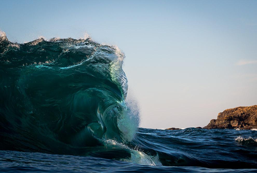 Волны океана с особой стороны