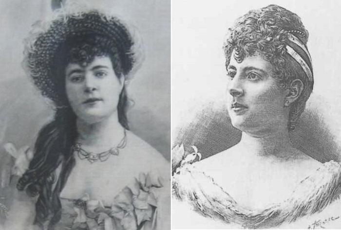El primer concurso internacional de belleza del siglo XIX.