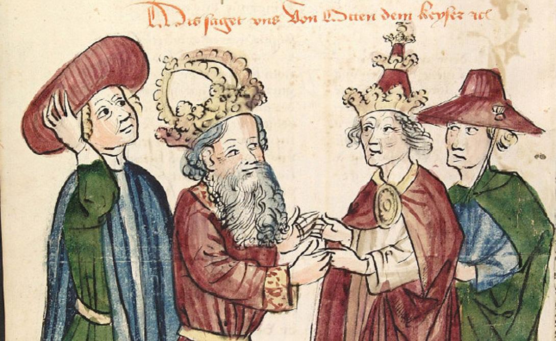 Самые ужасные монархи в истории