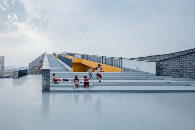 Современная школа в Китае