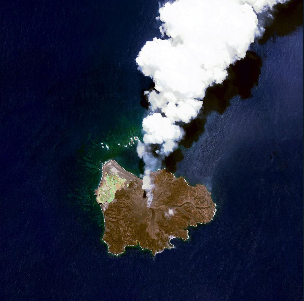 La asombrosa belleza de nuestro planeta desde arriba.