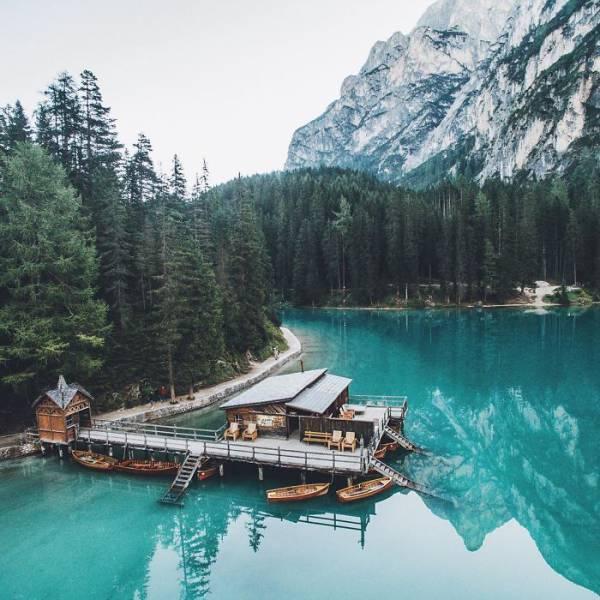Фотографии от любителей путешествий из Instagram