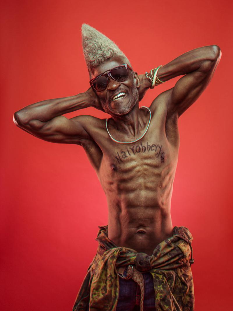 Дедули из Найроби зажигают в стиле хип-хоп