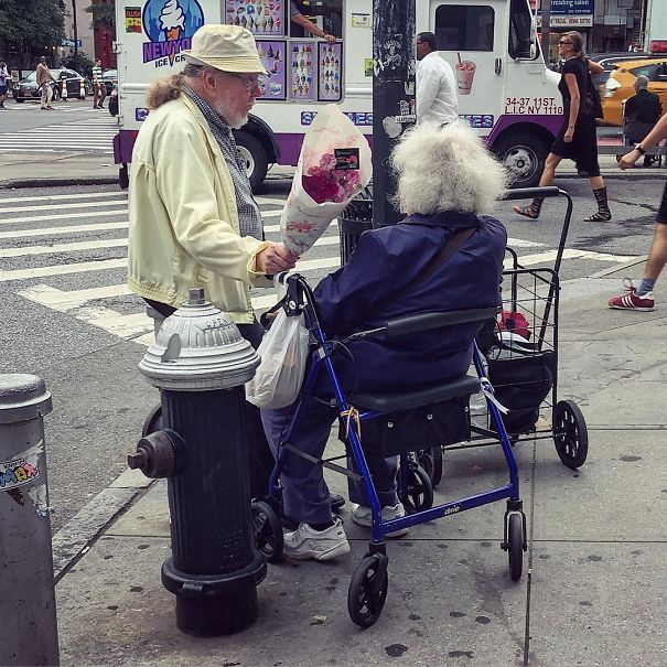 Когда возраст не помеха состоянию души