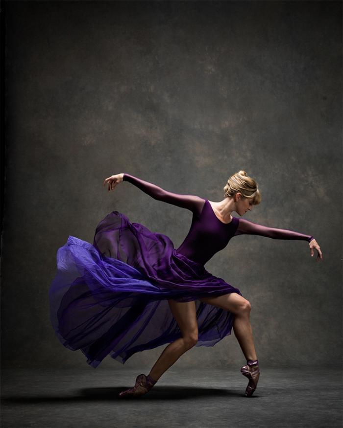 Потрясающие снимки танцоров и танцовщиц балета
