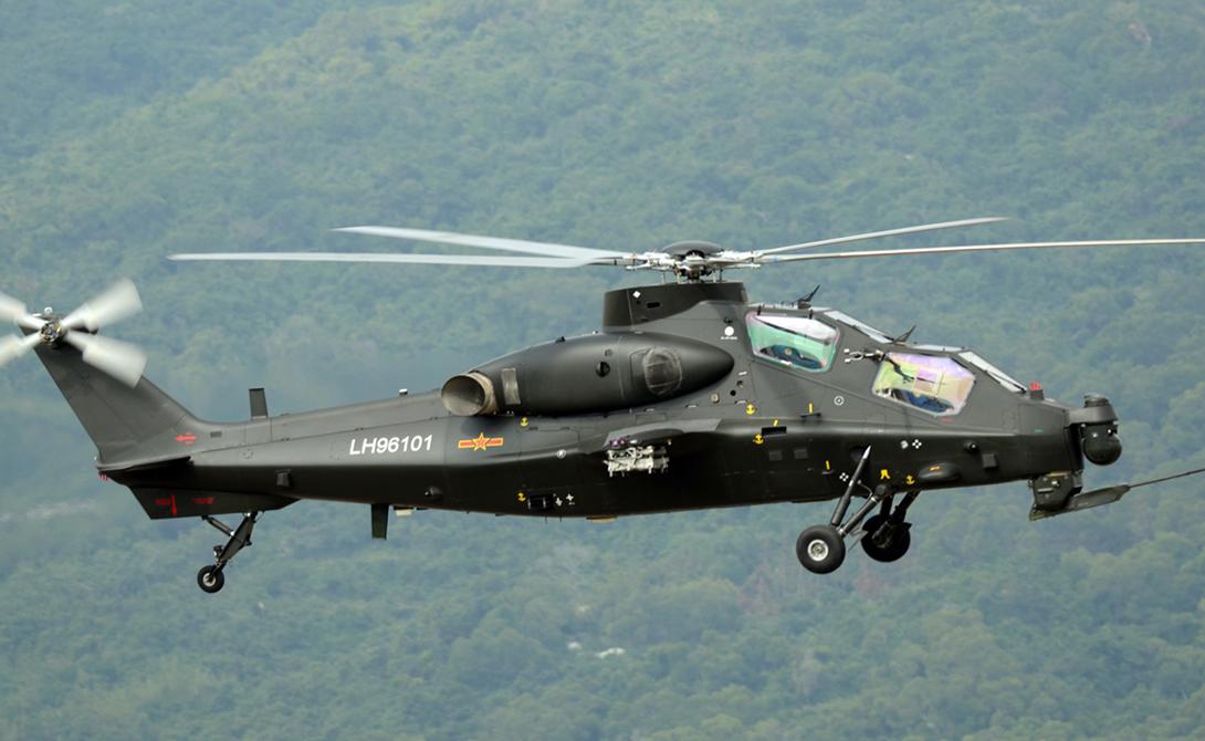 Самые крутые боевые вертолеты мира