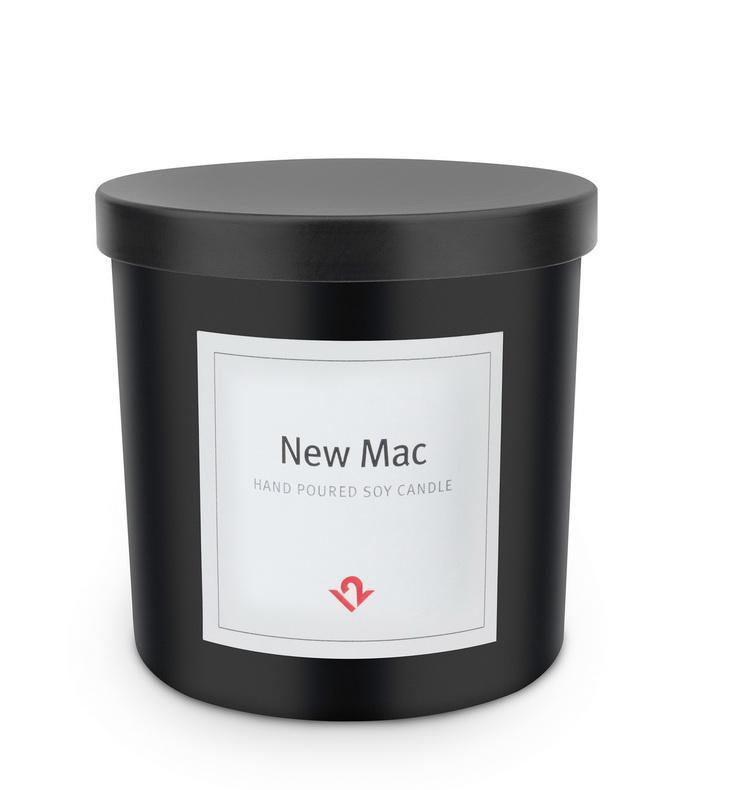 Свечи с запахом новых продуктов Apple поступили в продажу