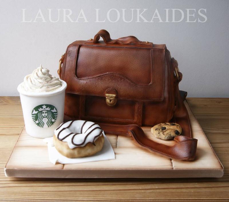 Удивительные торты от кондитера Лоры Лукайдес
