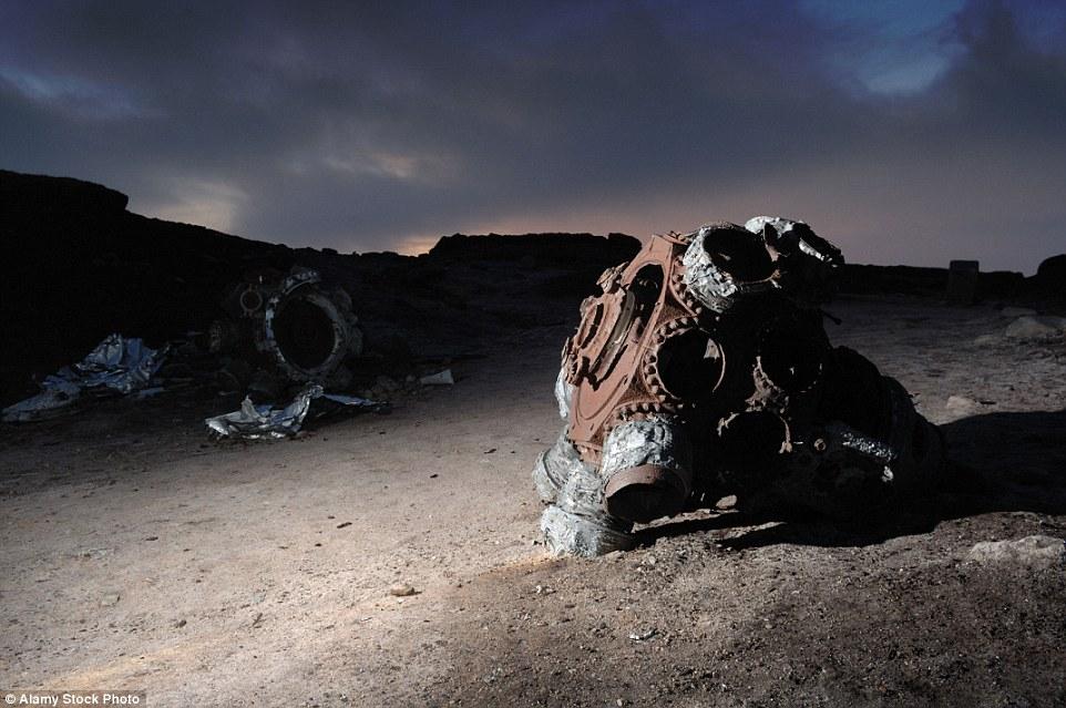 9 инопланетных пейзажей Англии, которые словно из Звёздного пути