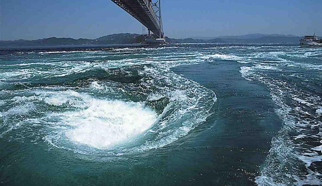9 самых опасных водоворотов океана