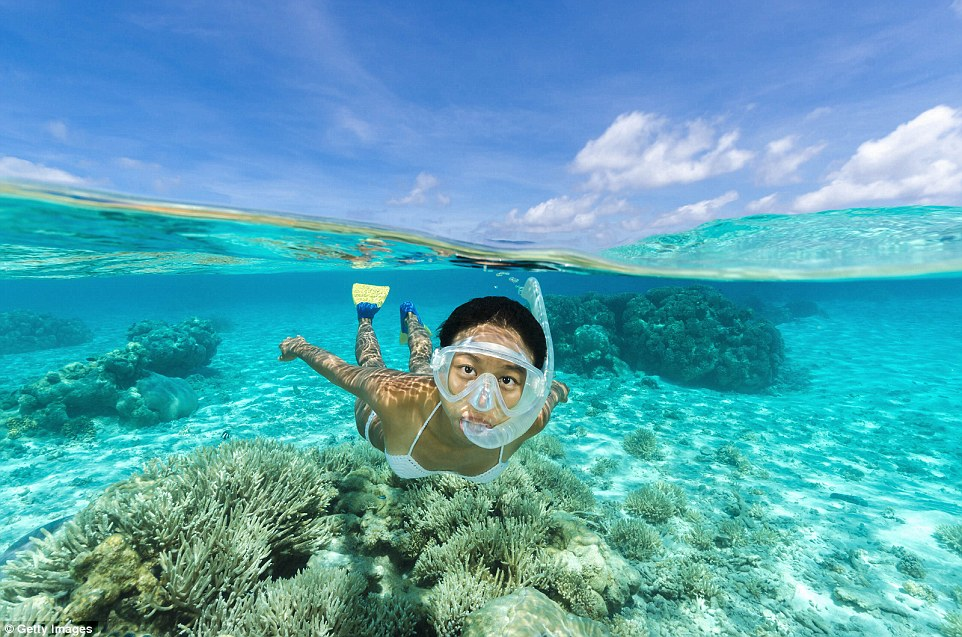 20 райских уголков нашей планеты с кристально чистыми водами