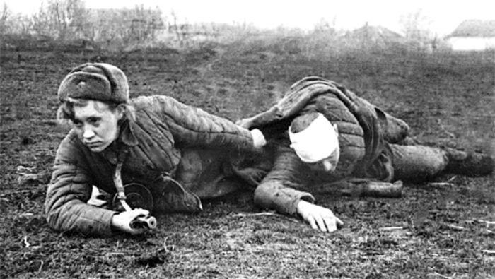 Великая Отечественная война глазами женщин