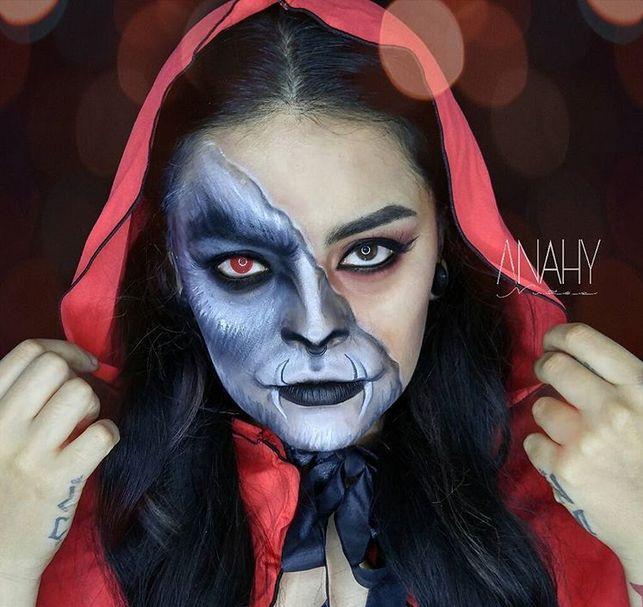 Убийственный грим для Хэллоуина