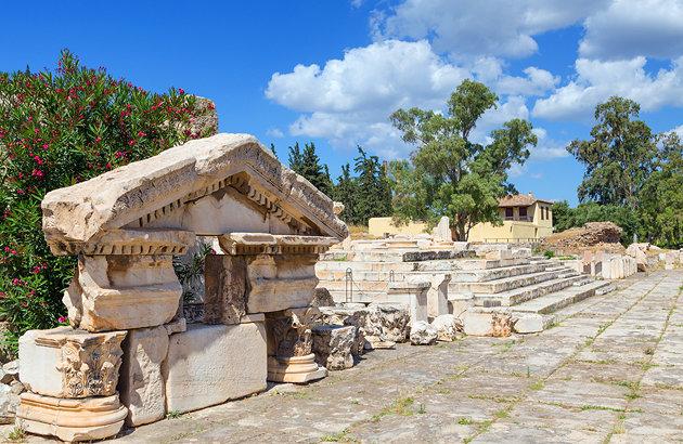 Excursiones populares en y alrededor de Atenas