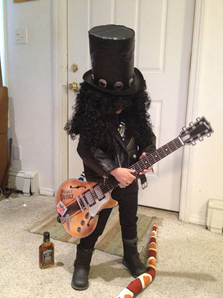 Крутые костюмы для Хэллоуина