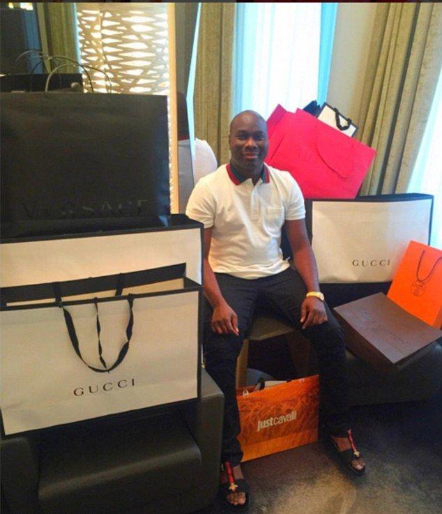 Как живут богатенькие детки Нигерии