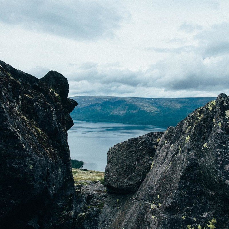 Одно из самых красивых озёр России: Сейдозеро