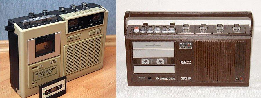 Крутая аппаратура пацанов 80-х