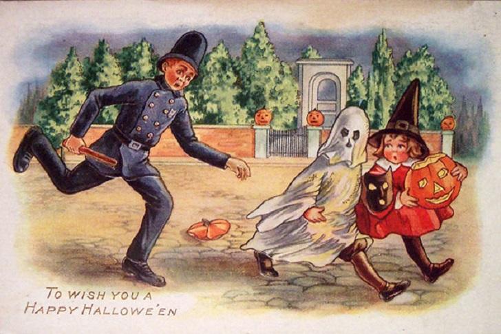 13 интересных фактов о Хэллоуине