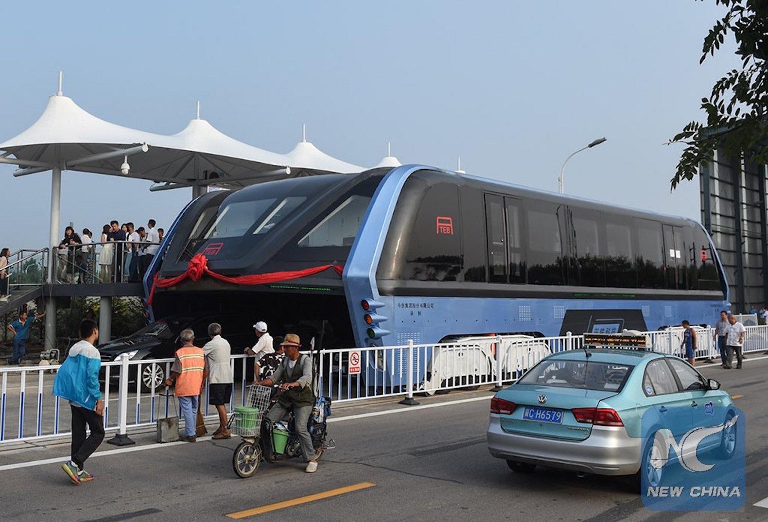 6 футуристических транспортных проектов