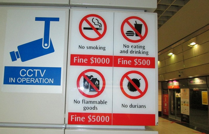 Нелепые законы, которые действуют в разных странах