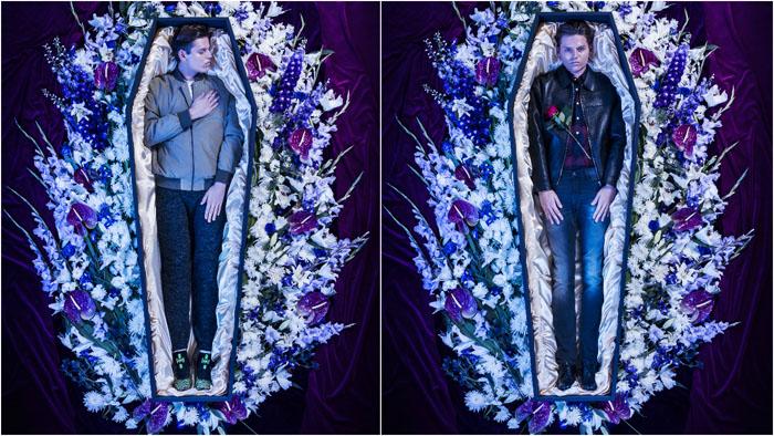 Скандальная коллекция для тех, кто хочет выбрать себе одежду в гроб