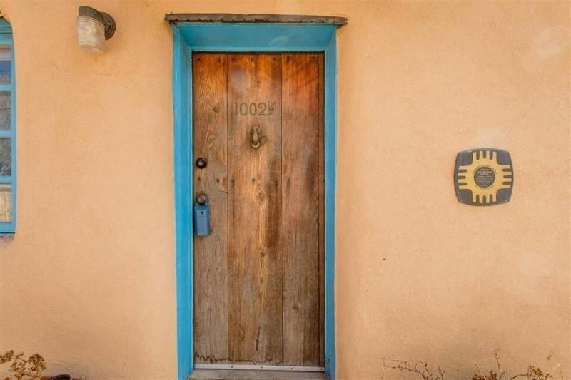 Глиняный дом по старинной технологии народов пуэбло