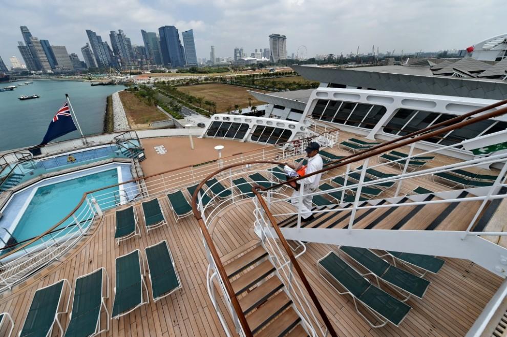 3 роскошных круизных лайнера для незабываемого отдыха