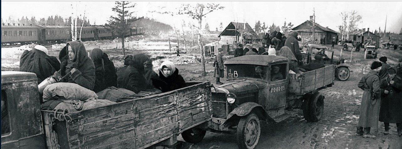 Небольшая подборка фотографий военных лет: 1941-1944