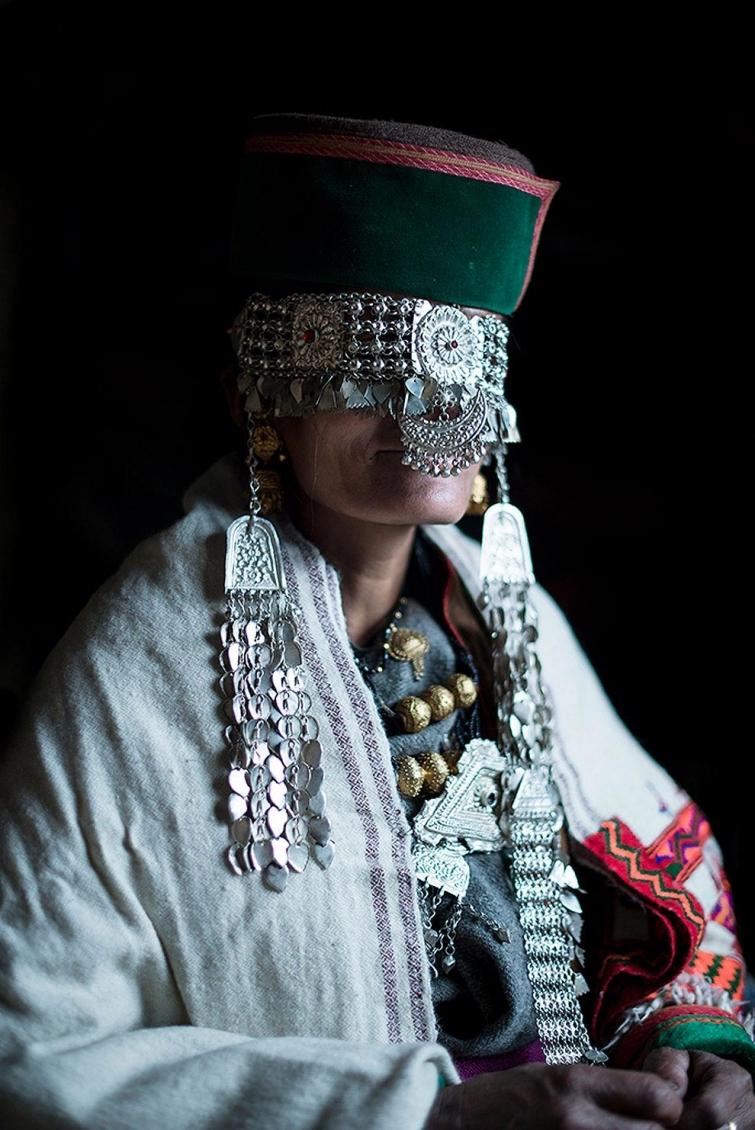 Портреты людей из редких племён, которые живут в отдалённых уголках нашей планеты